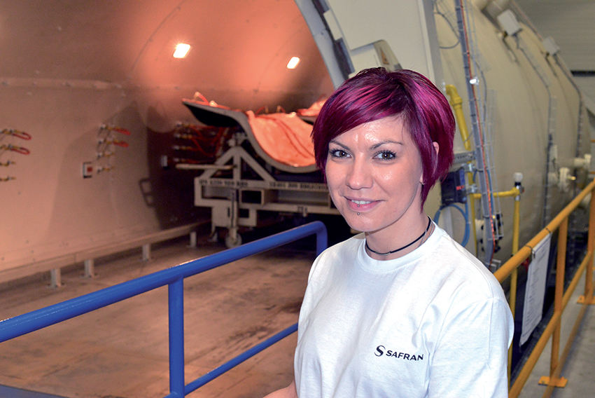Job Series #7 Autoclave Operator at Safran Nacelles